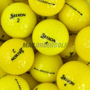 Srixon AD333 Yellow