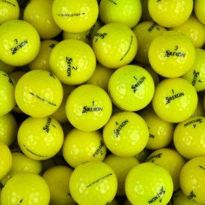 Srixon Trispeed Yellow