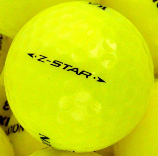 Srixon Z Star Yellow Lake Ball