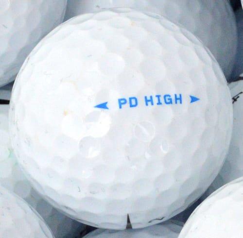 Nike Power Distance Lake Ball