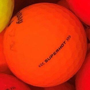 Callaway Superhot Bold Lake Ball