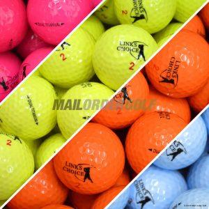 Links Choice Optic Golf Balls