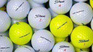 Titleist Golf Balls News Feed Banner
