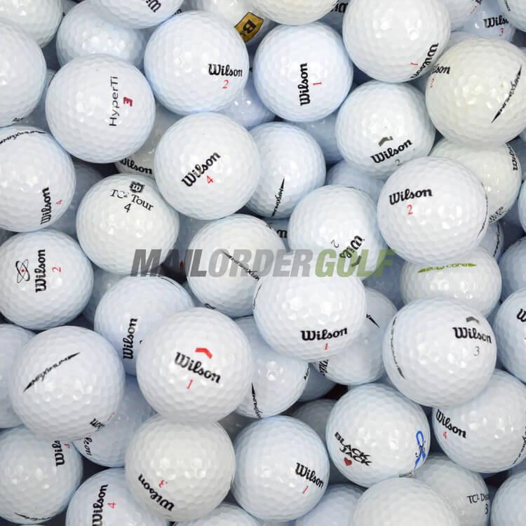 Wilson Lake Balls