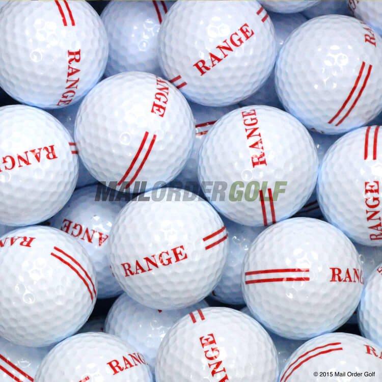 Brand New Two Piece Range Balls