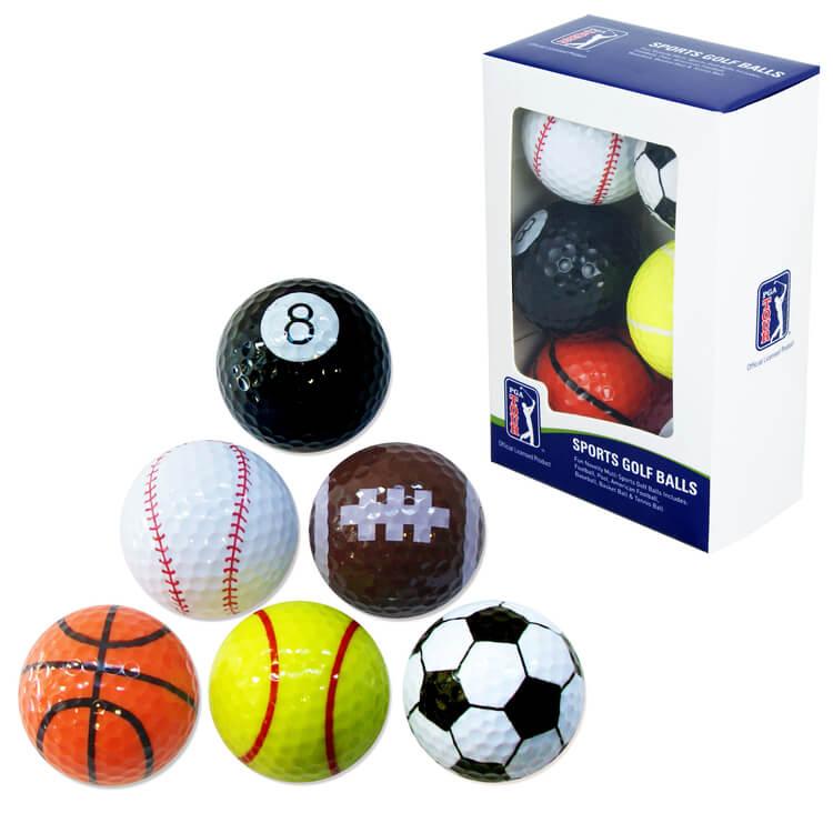 PGA Tour Fun Sport Golf Balls Hero