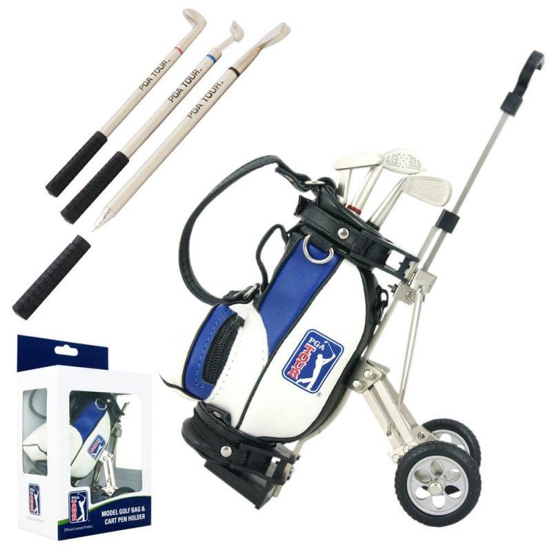 Golf Bag & Golf Pen Set