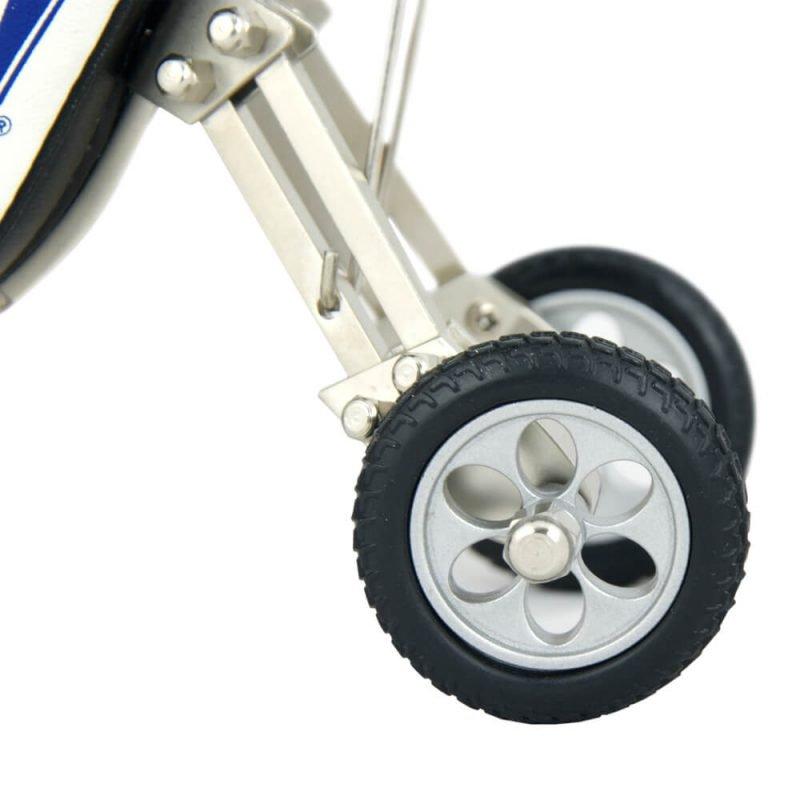 Golf Bag & Cart Pen Holder Wheels