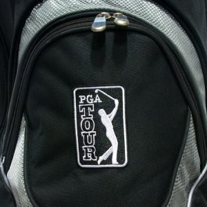 PGA TOUR Protective Golf Bag Travel Case Logo