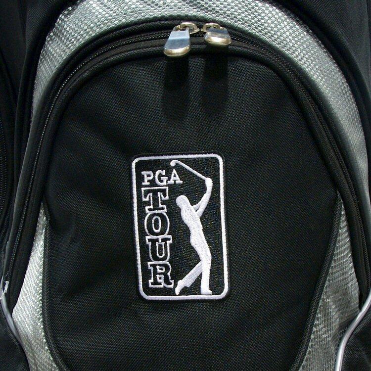 PGA TOUR Protective Golf Bag Travel Case Logo
