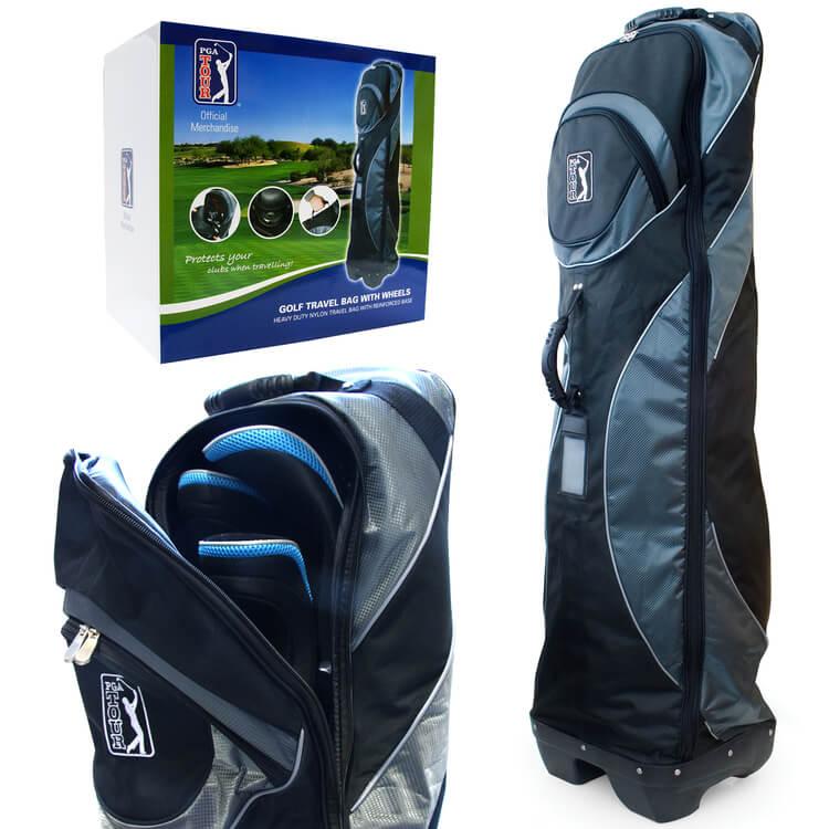 PGA TOUR Protective Golf Bag Travel Case