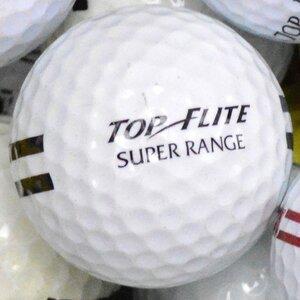 Used Range Balls Single
