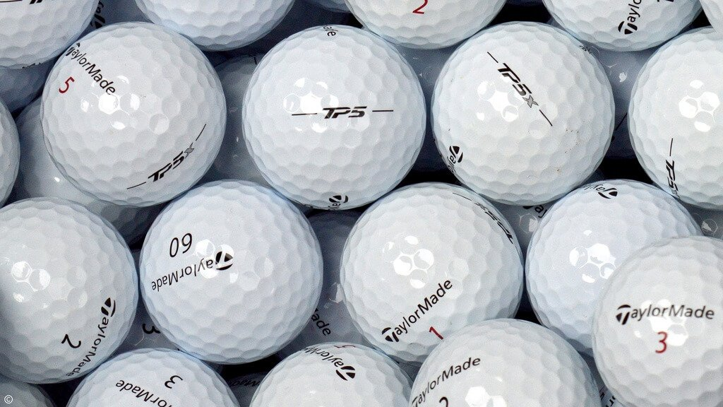 What are the best golf balls news feed banner