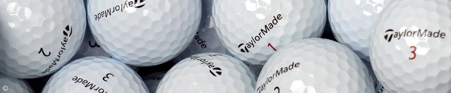TaylorMade tp5 tp5x banner