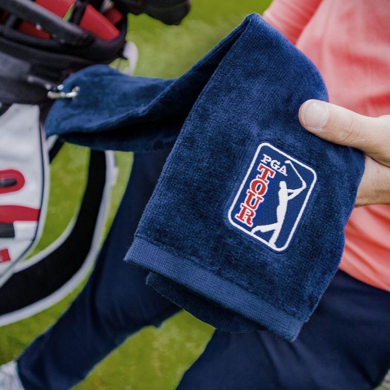 PGA TOUR Golf Towel Alex Elliott