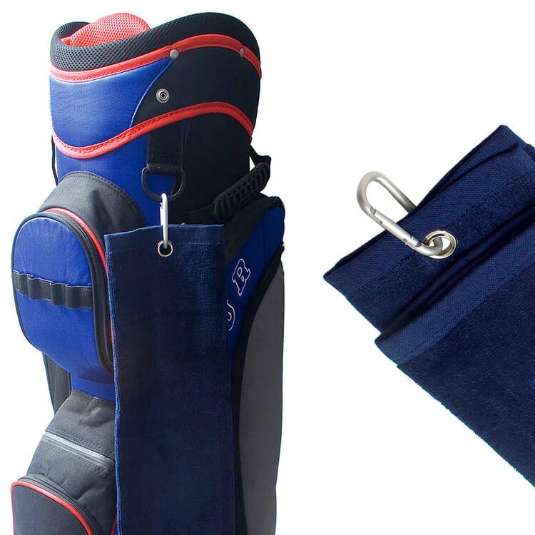 PGA TOUR Golf Towel On Bag