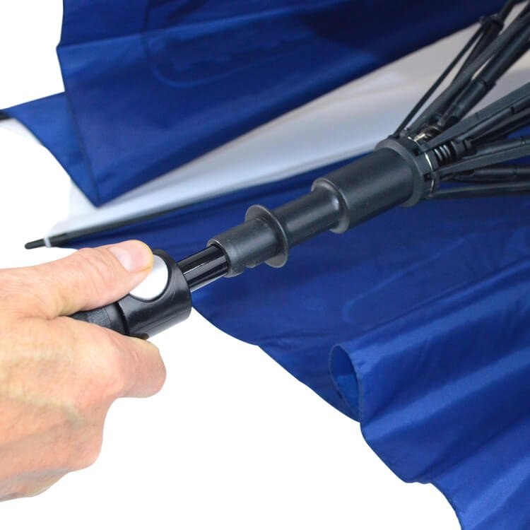 PGA TOUR Golf Umbrella Windproof Quick Release