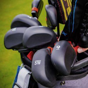 PGA TOUR Iron Protectors Close Up
