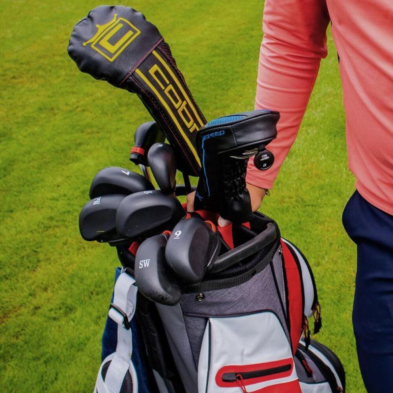 PGA TOUR Iron Protectors Golf Bag
