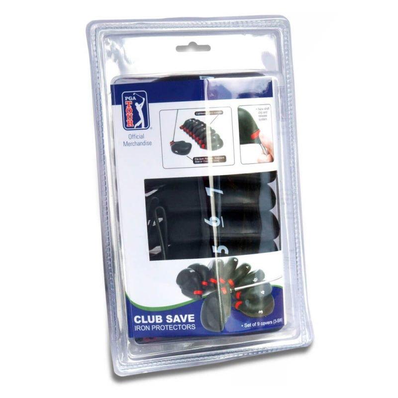 PGA TOUR Iron Protectors Packaging