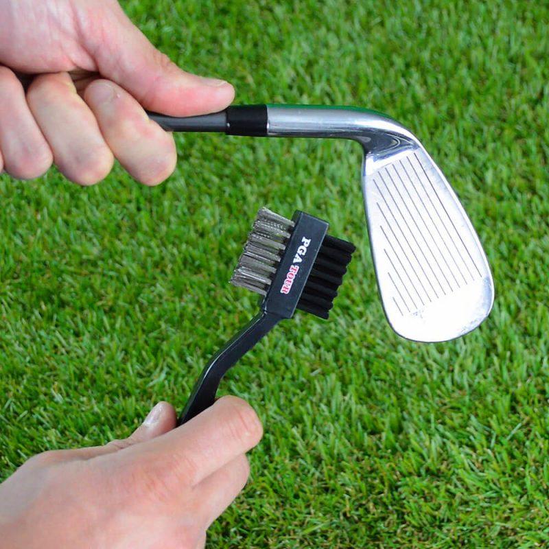 PGA TOUR Shoe Bag Club Cleaning