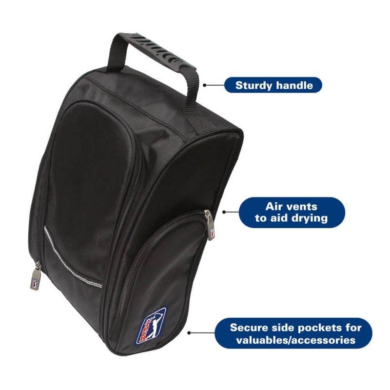PGA TOUR Shoe Bag Specifications