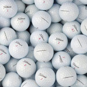 Titleist Pro V1x 2019 Latest Model Lake Balls