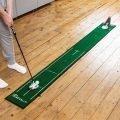 PuttOUT Slim Pro Putting Mat Green Lifestyle