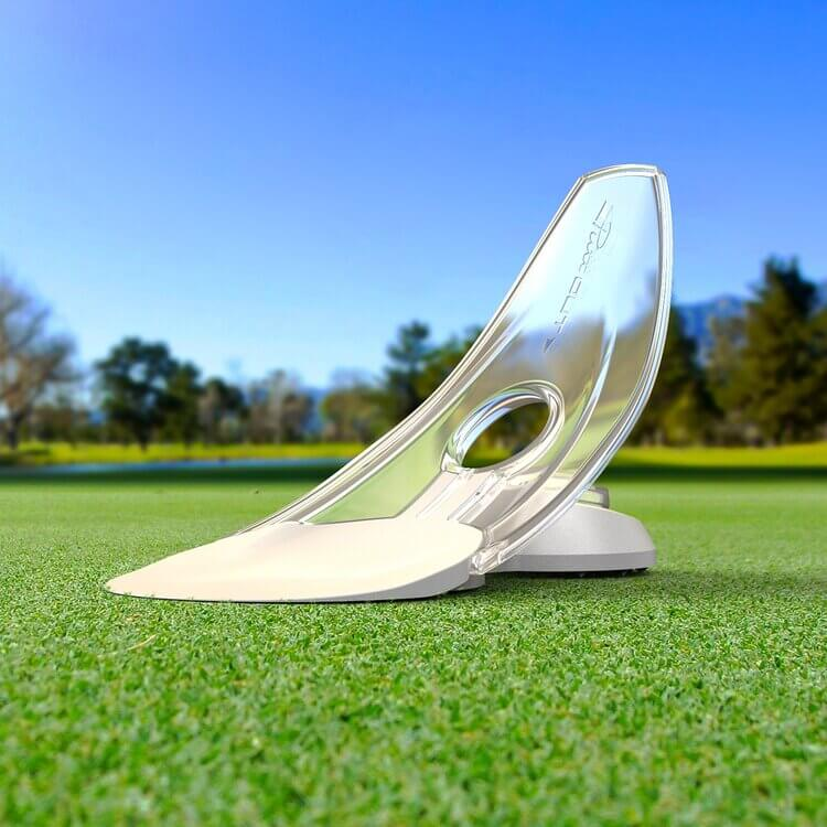 PuttOUT Trainer White Putting Green