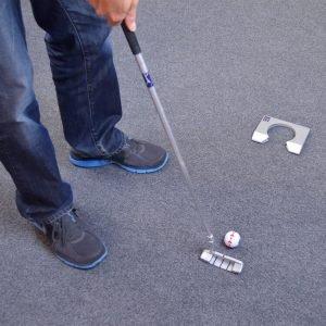 PGA TOUR Executive Golf Putting Gift Set Lifestyle