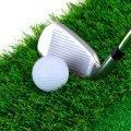 PGA TOUR Launch Pad Pro 2 In 1 Mat Iron