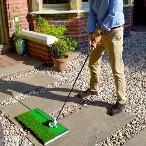 PGA TOUR Launch Pad Pro 2 In 1 Mat Lifestyle