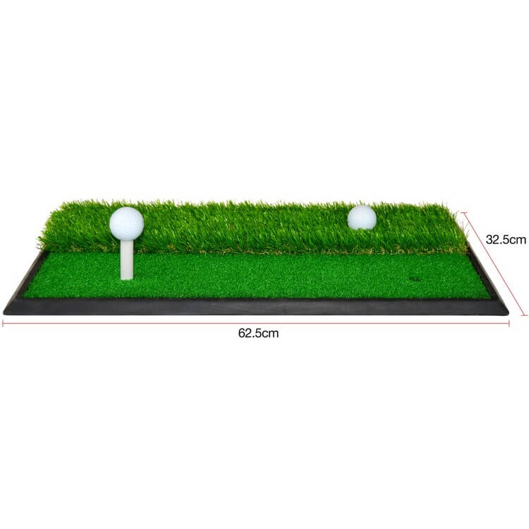 PGA TOUR Launch Pad Pro 2 In 1 Mat Measurments