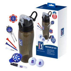 PGA TOUR Match Play Drinks Bottle Set
