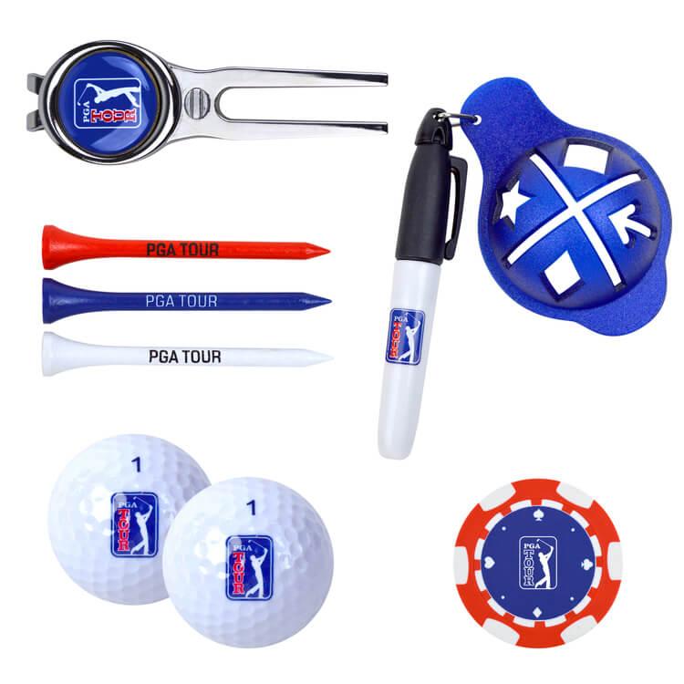 PGA TOUR Match Play Drinks Bottle Set Accessories