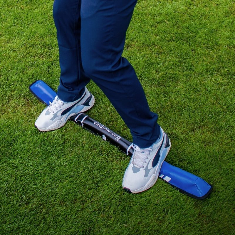 PGA Tour Balance Rod Alex Elliott Backswing