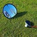 PGA Tour Full Swing Mirror Action Front