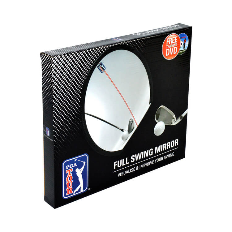 PGA Tour Full Swing Mirror Box