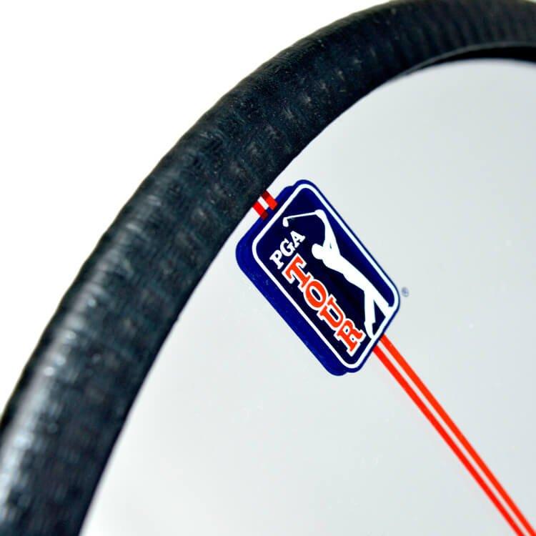 PGA Tour Full Swing Mirror Close Up