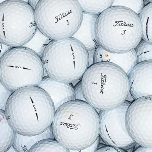 Titleist AVX Lake Balls