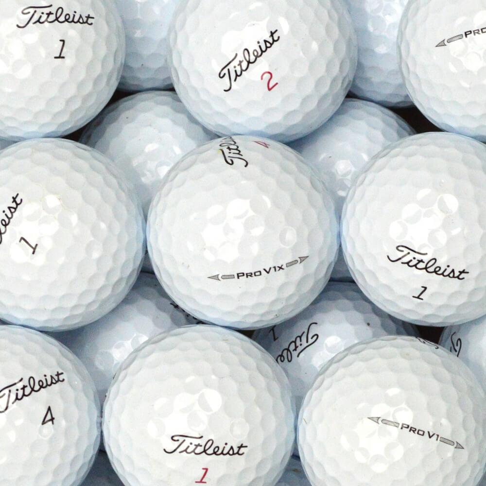 Titleist Pro V1x 2015 Lake Balls