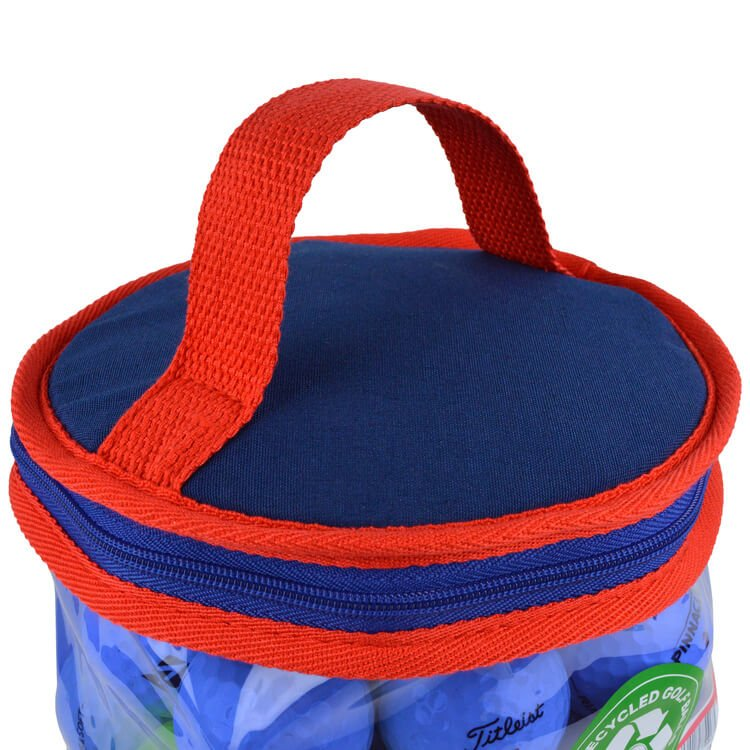 50 Ball Bag - Fully Biodegradable Practice Handle