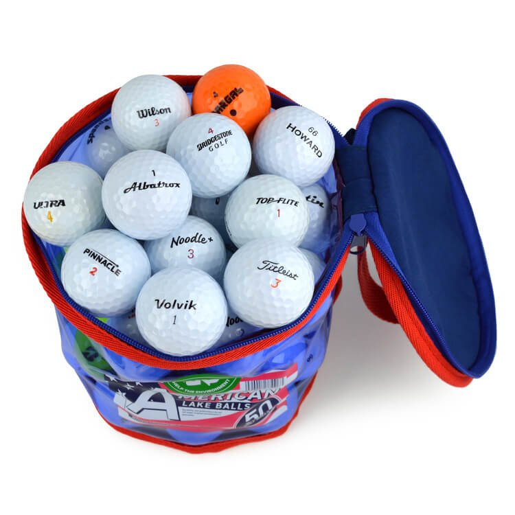 50 Ball Bag - Fully Biodegradable Practice Open