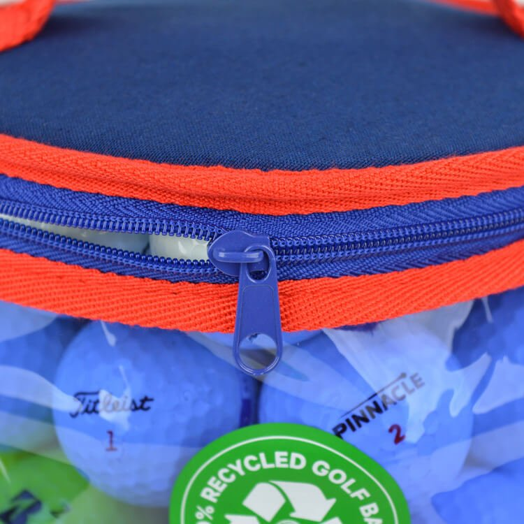 50 Ball Bag - Fully Biodegradable Practice Zip