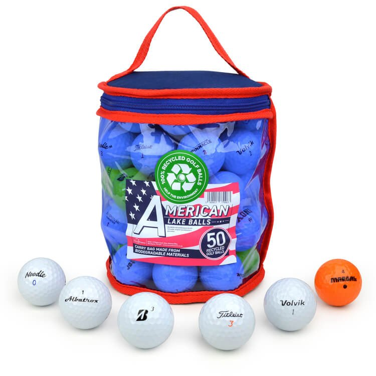50 Ball Bag - Fully Biodegradable Practice