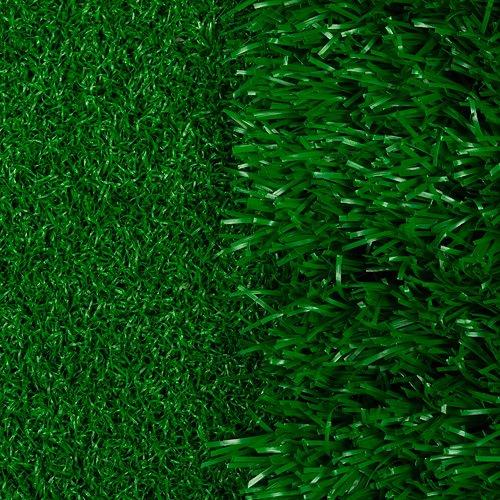 PGAT43A 2 in 1 Grass Hitting Mat Close Up