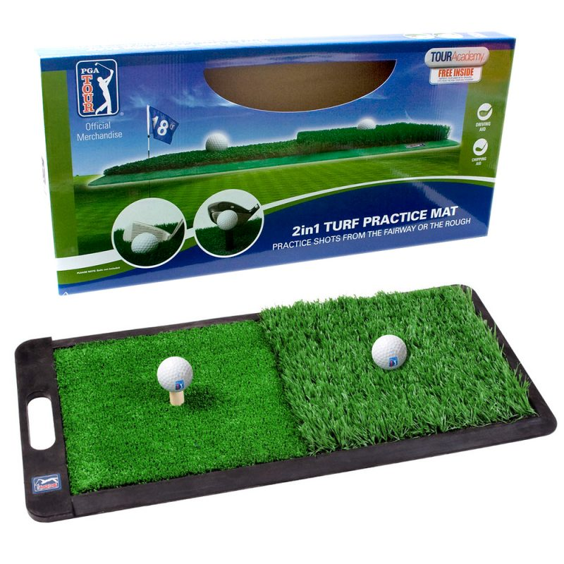 PGAT43A 2 in 1 Turf Practice Mat Packaging