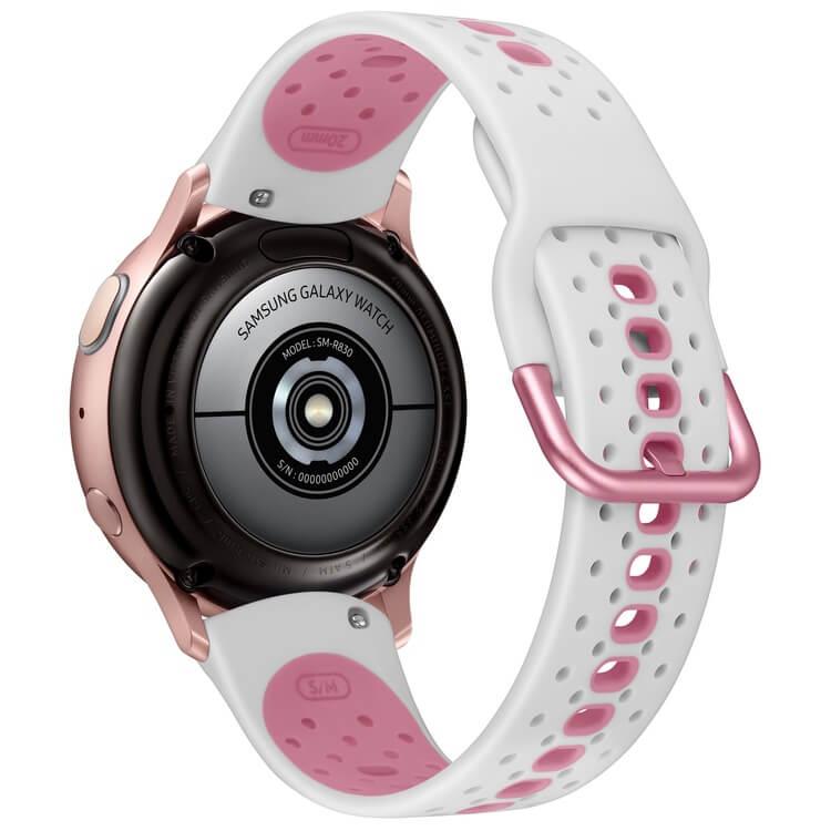 Samsung Galaxy Watch Active2 Golf Edition 40mm Back