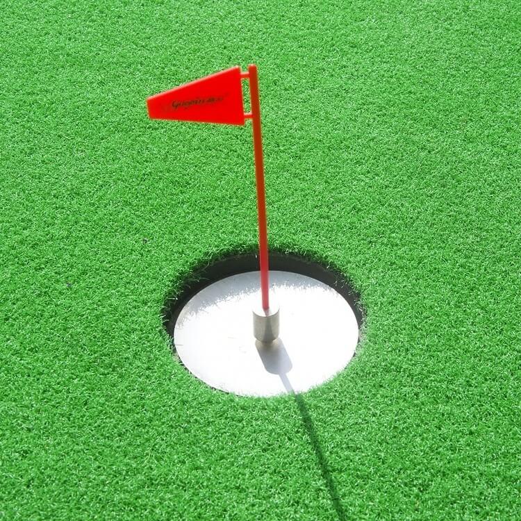 PGA TOUR 'Augusta' Golf Deluxe Putting Mat Hole