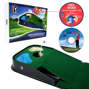 PGA TOUR Indoor & Outdoor Putting Matt